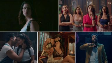 Ragini MMS Returns Season 2 Trailer: Varun Sood, Divya Aggarwal and Sunny Leone's Erotic Horror Drama Is All Set to Scare the Hell Out of You (Watch Video)